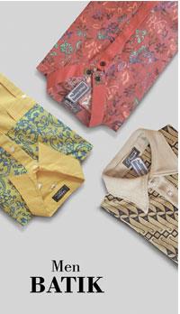 Men - Batik Shirt