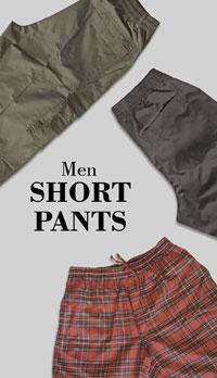 Men - Pants