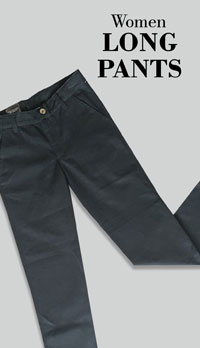Women - Long Pants