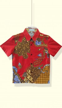 Kids 2 batik anak , 49rb