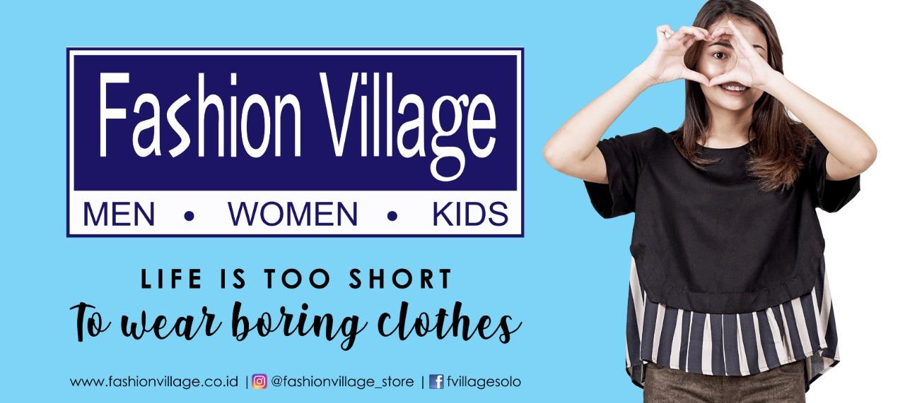 Fashion Village | Men Women Kid
