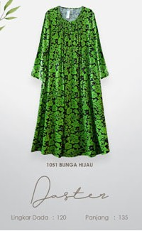 wds1051,bunga-hijau